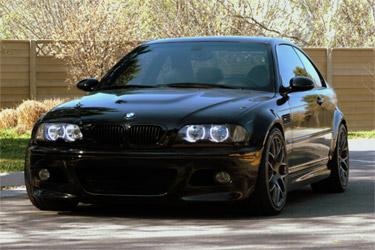 The 2011 Bmw Frozen Black Edition M3 Coupe